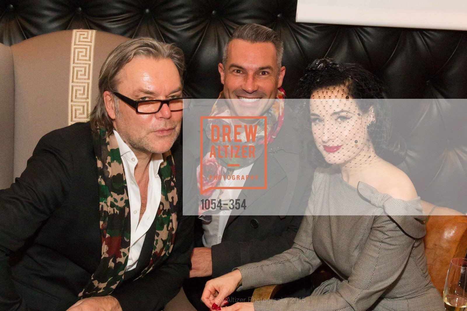 David Downton, Jerome Molles, Dita Von Teese, Ken Fulk Hosts A David Downton Book Signing Party, Ken Fulk's Loft. 310 7th St, October 9th, 2015,Drew Altizer, Drew Altizer Photography, full-service agency, private events, San Francisco photographer, photographer california