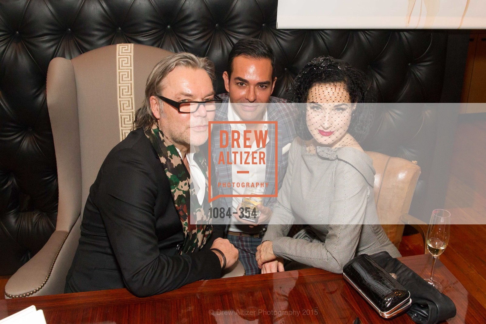 David Downton, Gregory Lopez, Dita Von Teese, Ken Fulk Hosts A David Downton Book Signing Party, Ken Fulk's Loft. 310 7th St, October 9th, 2015,Drew Altizer, Drew Altizer Photography, full-service agency, private events, San Francisco photographer, photographer california