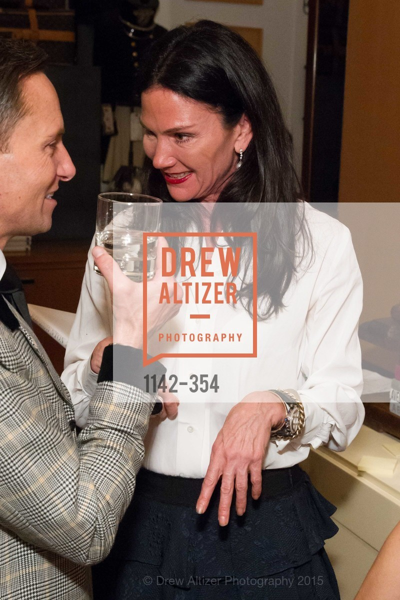 Lisa Alexanderl, Ken Fulk Hosts A David Downton Book Signing Party, Ken Fulk's Loft. 310 7th St, October 9th, 2015,Drew Altizer, Drew Altizer Photography, full-service agency, private events, San Francisco photographer, photographer california