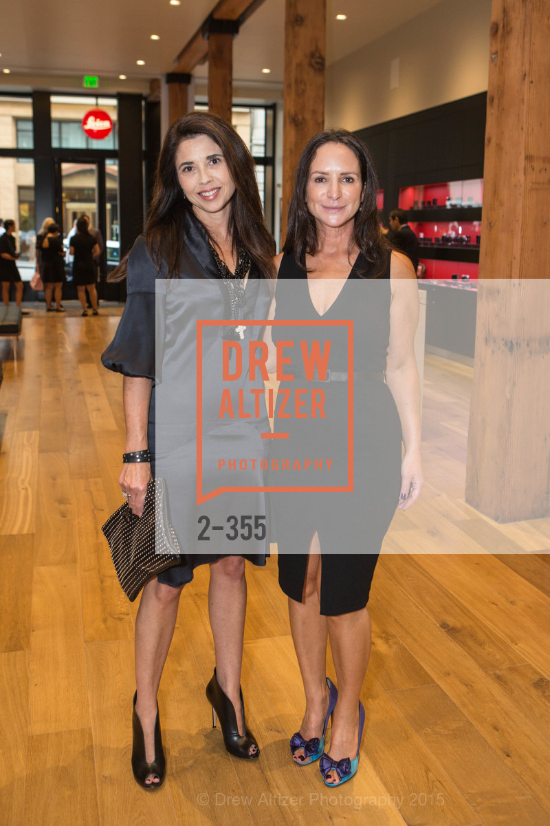 Candace Cavanaugh, Courtney Dallaire, SFMOMA Contemporary Vision Award Launch Party, Leica. 463 Bush St, October 8th, 2015,Drew Altizer, Drew Altizer Photography, full-service agency, private events, San Francisco photographer, photographer california