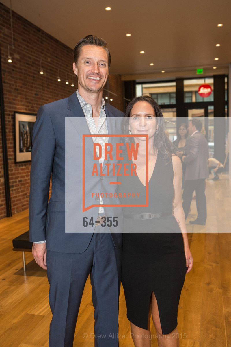 Seth Dallaire, Courtney Dallaire, SFMOMA Contemporary Vision Award Launch Party, Leica. 463 Bush St, October 8th, 2015,Drew Altizer, Drew Altizer Photography, full-service agency, private events, San Francisco photographer, photographer california