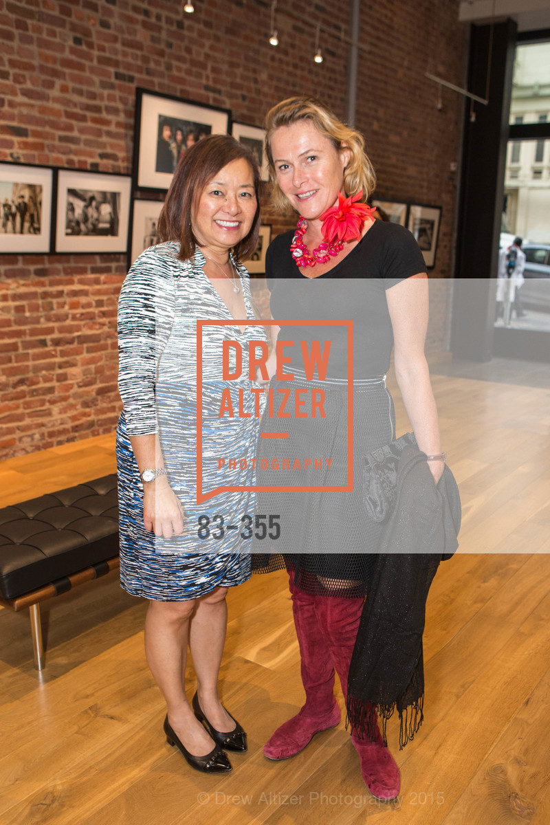 Andrea Capozzoli, Corinne De Hentti, SFMOMA Contemporary Vision Award Launch Party, Leica. 463 Bush St, October 8th, 2015,Drew Altizer, Drew Altizer Photography, full-service agency, private events, San Francisco photographer, photographer california
