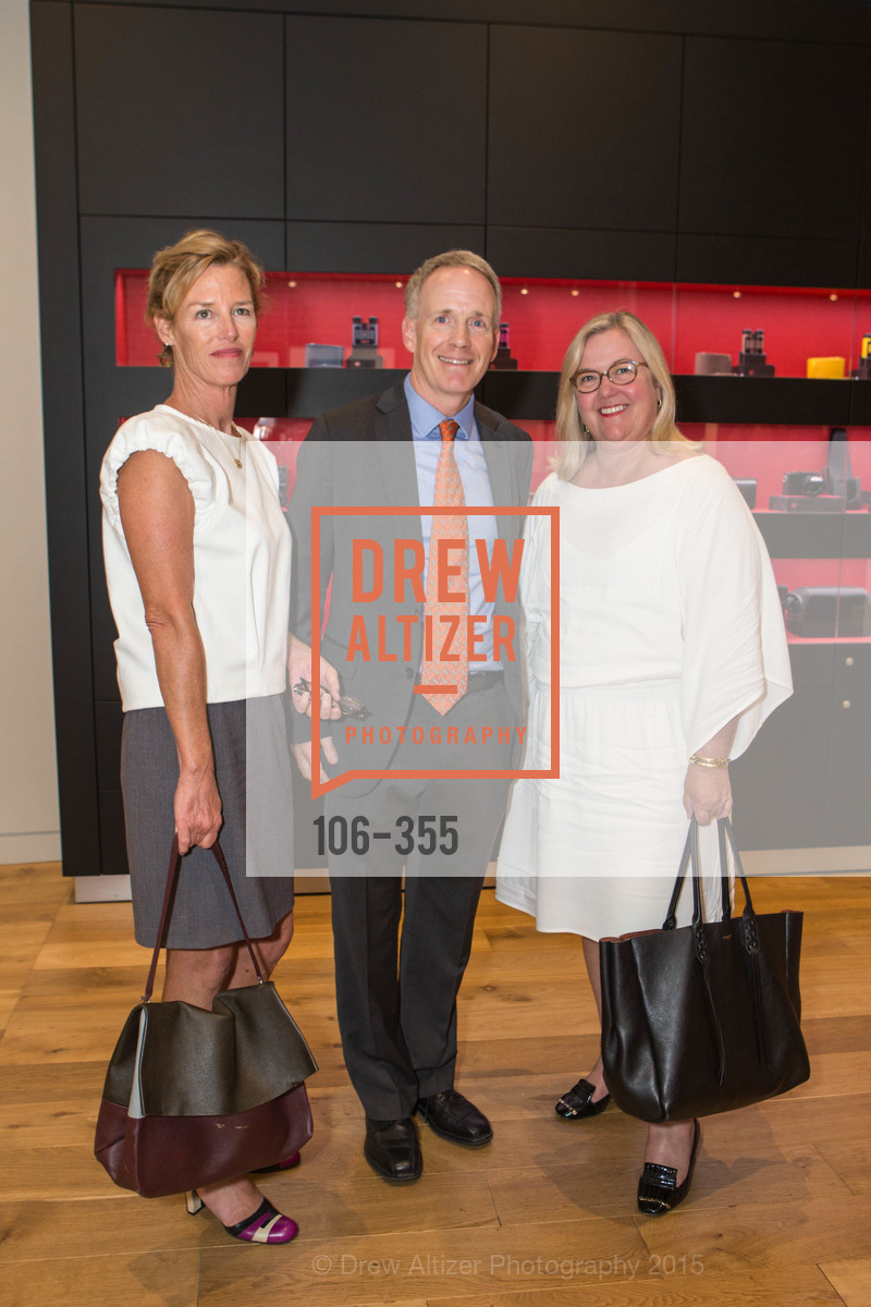 Brooke McClure, John Robinson, Heidi Gereheidi, SFMOMA Contemporary Vision Award Launch Party, Leica. 463 Bush St, October 8th, 2015,Drew Altizer, Drew Altizer Photography, full-service agency, private events, San Francisco photographer, photographer california