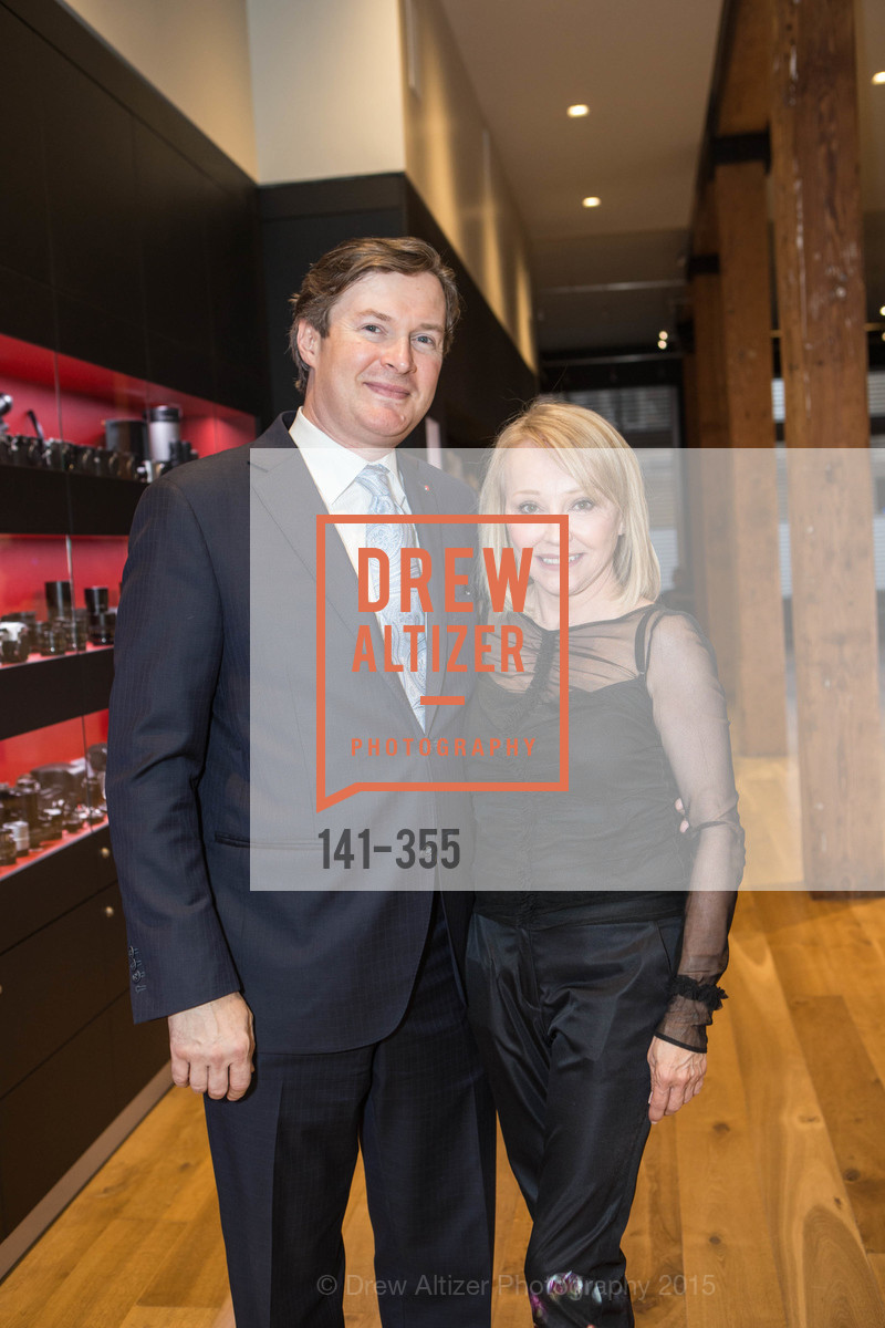 Sean Cranor, Diana Cranor, SFMOMA Contemporary Vision Award Launch Party, Leica. 463 Bush St, October 8th, 2015,Drew Altizer, Drew Altizer Photography, full-service agency, private events, San Francisco photographer, photographer california