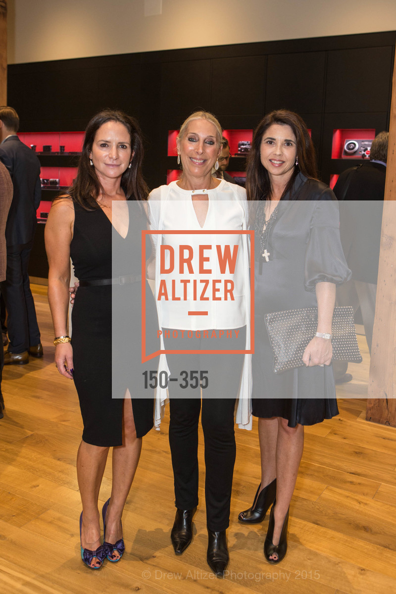 Courtney Dallaire, Betsy Linder, Candace Cavanaugh, SFMOMA Contemporary Vision Award Launch Party, Leica. 463 Bush St, October 8th, 2015,Drew Altizer, Drew Altizer Photography, full-service agency, private events, San Francisco photographer, photographer california