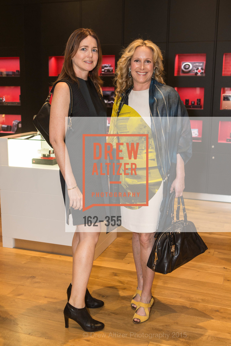 Amelia Morris, Lorre Erlick, SFMOMA Contemporary Vision Award Launch Party, Leica. 463 Bush St, October 8th, 2015,Drew Altizer, Drew Altizer Photography, full-service agency, private events, San Francisco photographer, photographer california