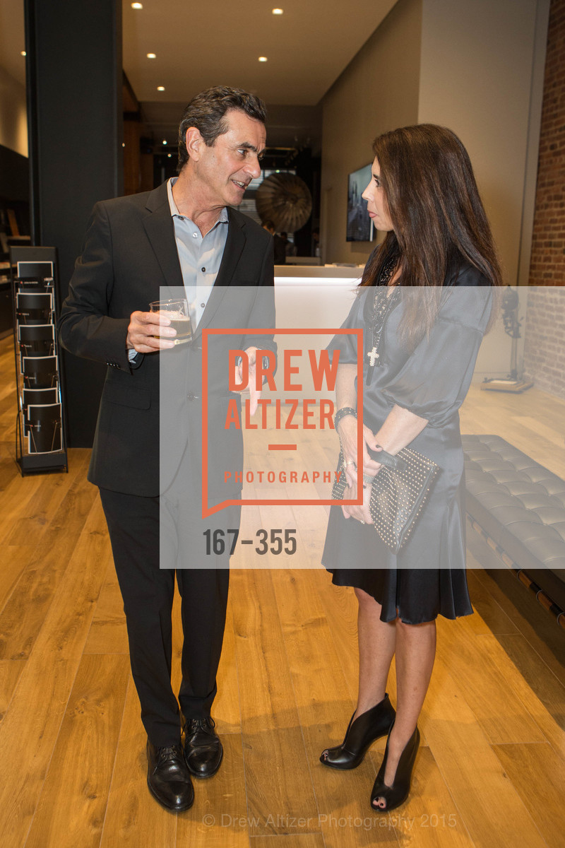 Neal Benezra, Candace Cavanaugh, SFMOMA Contemporary Vision Award Launch Party, Leica. 463 Bush St, October 8th, 2015,Drew Altizer, Drew Altizer Photography, full-service agency, private events, San Francisco photographer, photographer california