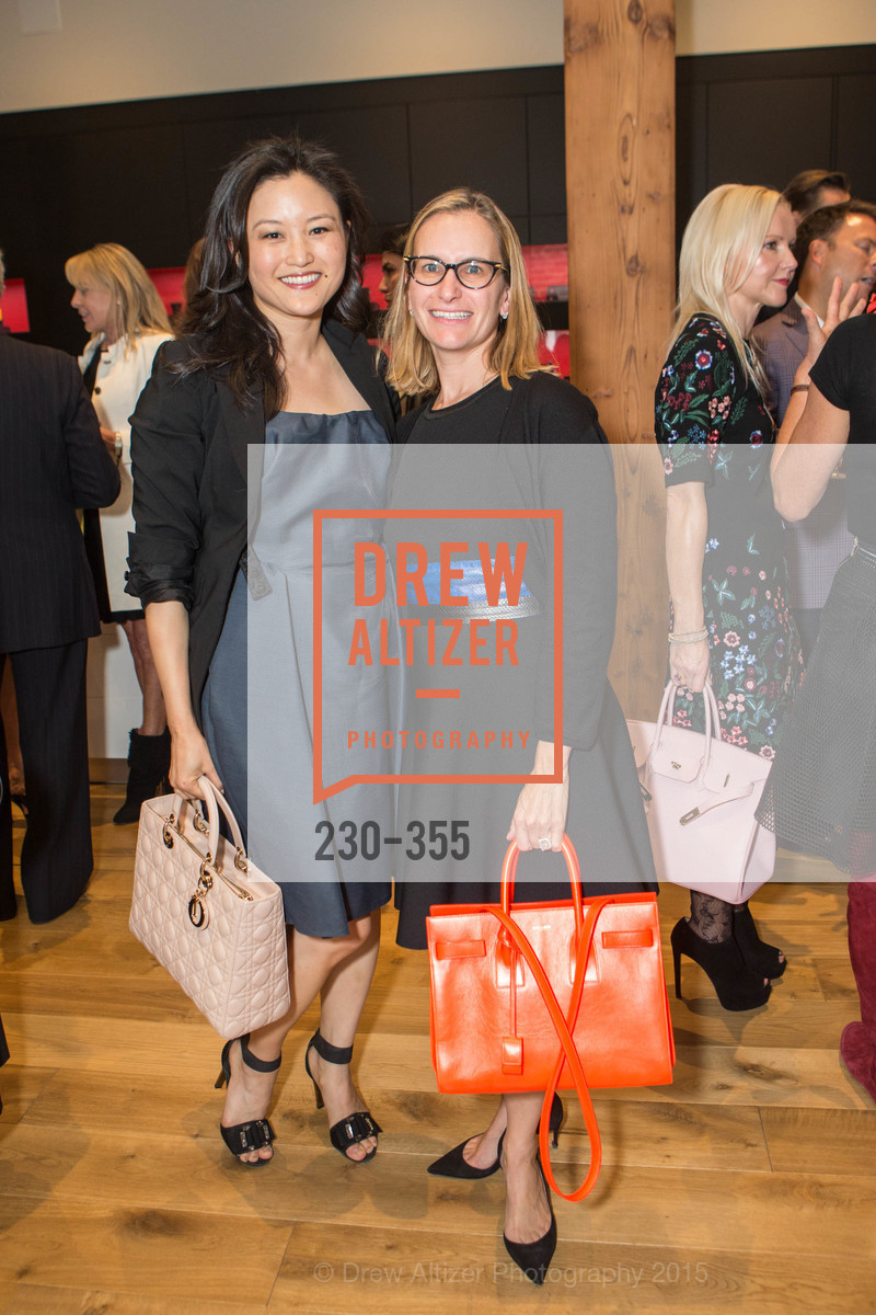Catherine Kwong, Jacqueline Reses, SFMOMA Contemporary Vision Award Launch Party, Leica. 463 Bush St, October 8th, 2015,Drew Altizer, Drew Altizer Photography, full-service agency, private events, San Francisco photographer, photographer california