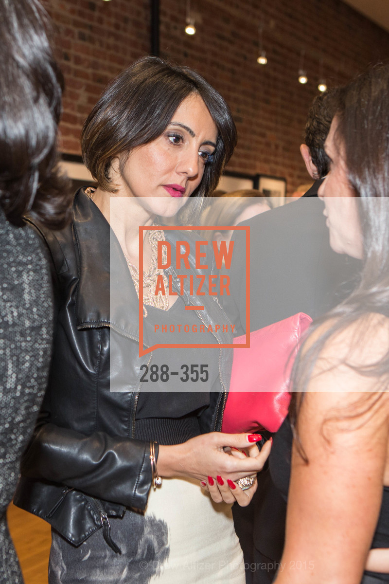 Sherry Lanzi, SFMOMA Contemporary Vision Award Launch Party, Leica. 463 Bush St, October 8th, 2015
