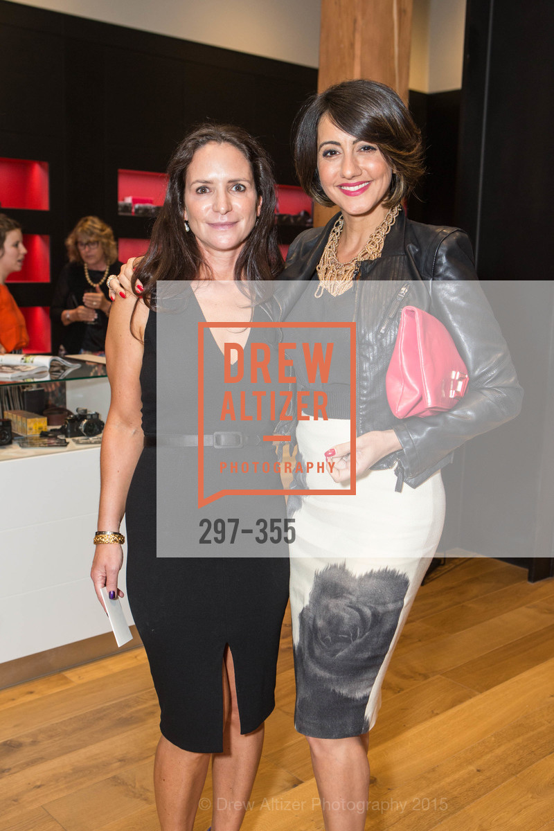 Courtney Dallaire, Sherry Lanzi, SFMOMA Contemporary Vision Award Launch Party, Leica. 463 Bush St, October 8th, 2015,Drew Altizer, Drew Altizer Photography, full-service agency, private events, San Francisco photographer, photographer california