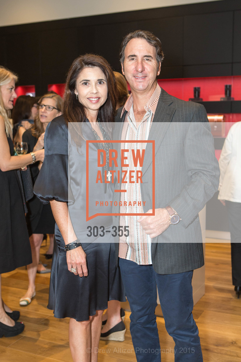 Candace Cavanaugh, Mario Rodighiero, SFMOMA Contemporary Vision Award Launch Party, Leica. 463 Bush St, October 8th, 2015,Drew Altizer, Drew Altizer Photography, full-service agency, private events, San Francisco photographer, photographer california