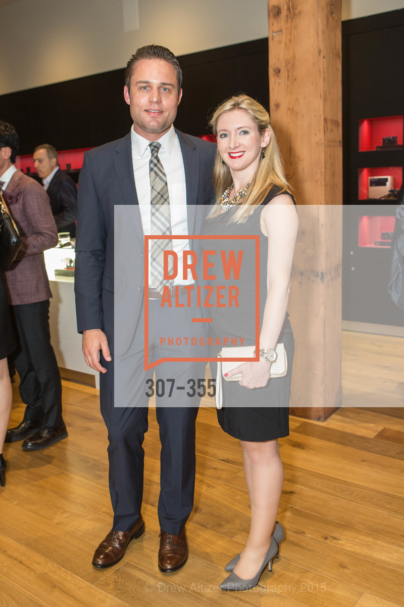 Mark Van Zwoll, Katie Lanier, SFMOMA Contemporary Vision Award Launch Party, Leica. 463 Bush St, October 8th, 2015,Drew Altizer, Drew Altizer Photography, full-service agency, private events, San Francisco photographer, photographer california