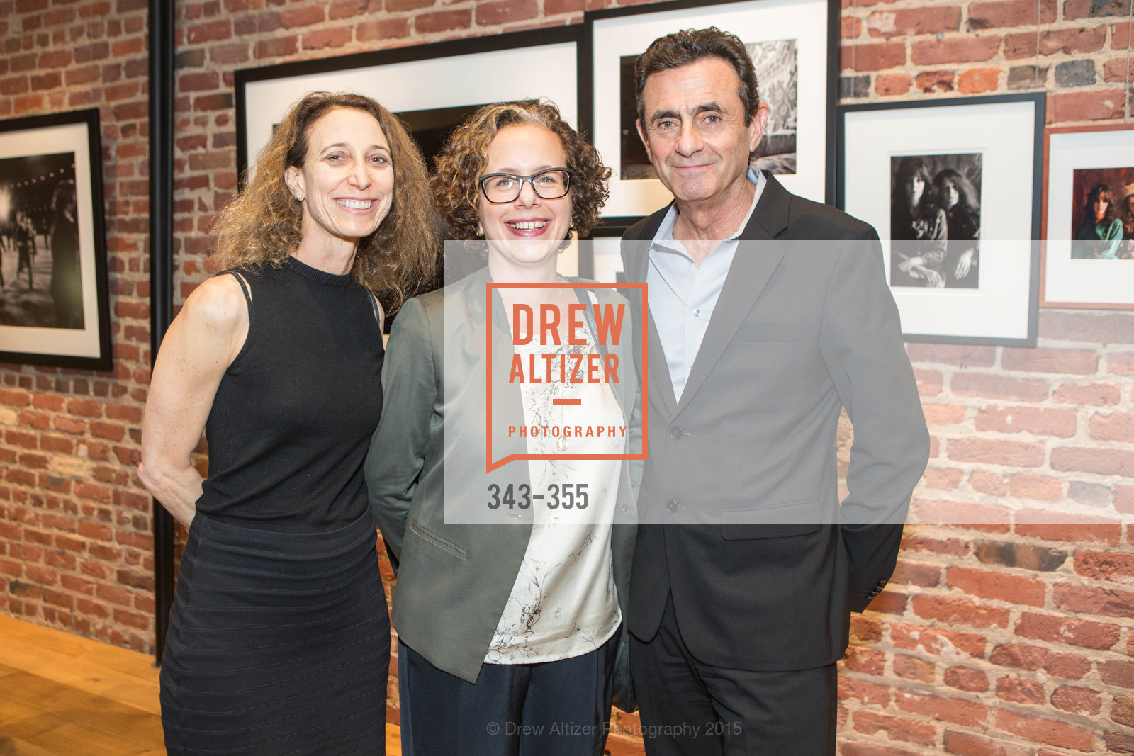 Lisa Black, Rachel Schreiber, Neal Benezra, SFMOMA Contemporary Vision Award Launch Party, Leica. 463 Bush St, October 8th, 2015,Drew Altizer, Drew Altizer Photography, full-service event agency, private events, San Francisco photographer, photographer California