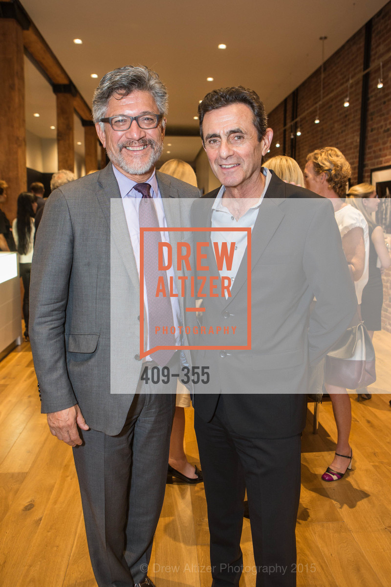 Mario Diaz, Neal Benezra, SFMOMA Contemporary Vision Award Launch Party, Leica. 463 Bush St, October 8th, 2015,Drew Altizer, Drew Altizer Photography, full-service agency, private events, San Francisco photographer, photographer california