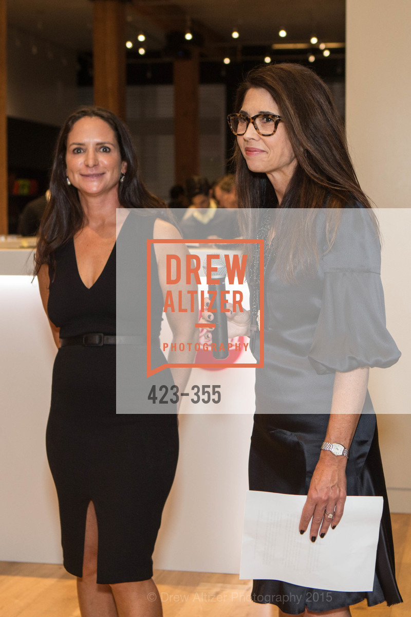 Courtney Dallaire, Candace Cavanaugh, SFMOMA Contemporary Vision Award Launch Party, Leica. 463 Bush St, October 8th, 2015,Drew Altizer, Drew Altizer Photography, full-service agency, private events, San Francisco photographer, photographer california