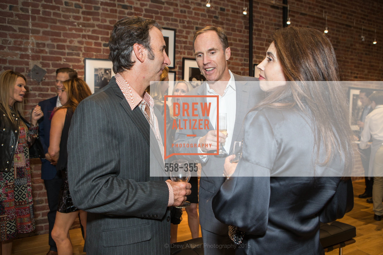 Mario Rodighiero, Candace Cavanaugh, SFMOMA Contemporary Vision Award Launch Party, Leica. 463 Bush St, October 8th, 2015,Drew Altizer, Drew Altizer Photography, full-service agency, private events, San Francisco photographer, photographer california