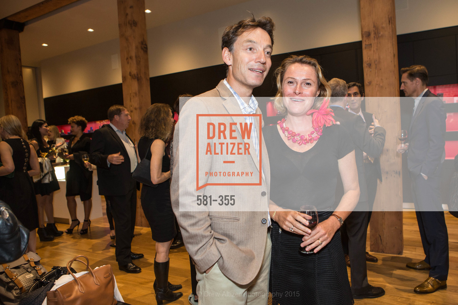 Corinne De Hentti, SFMOMA Contemporary Vision Award Launch Party, Leica. 463 Bush St, October 8th, 2015,Drew Altizer, Drew Altizer Photography, full-service agency, private events, San Francisco photographer, photographer california