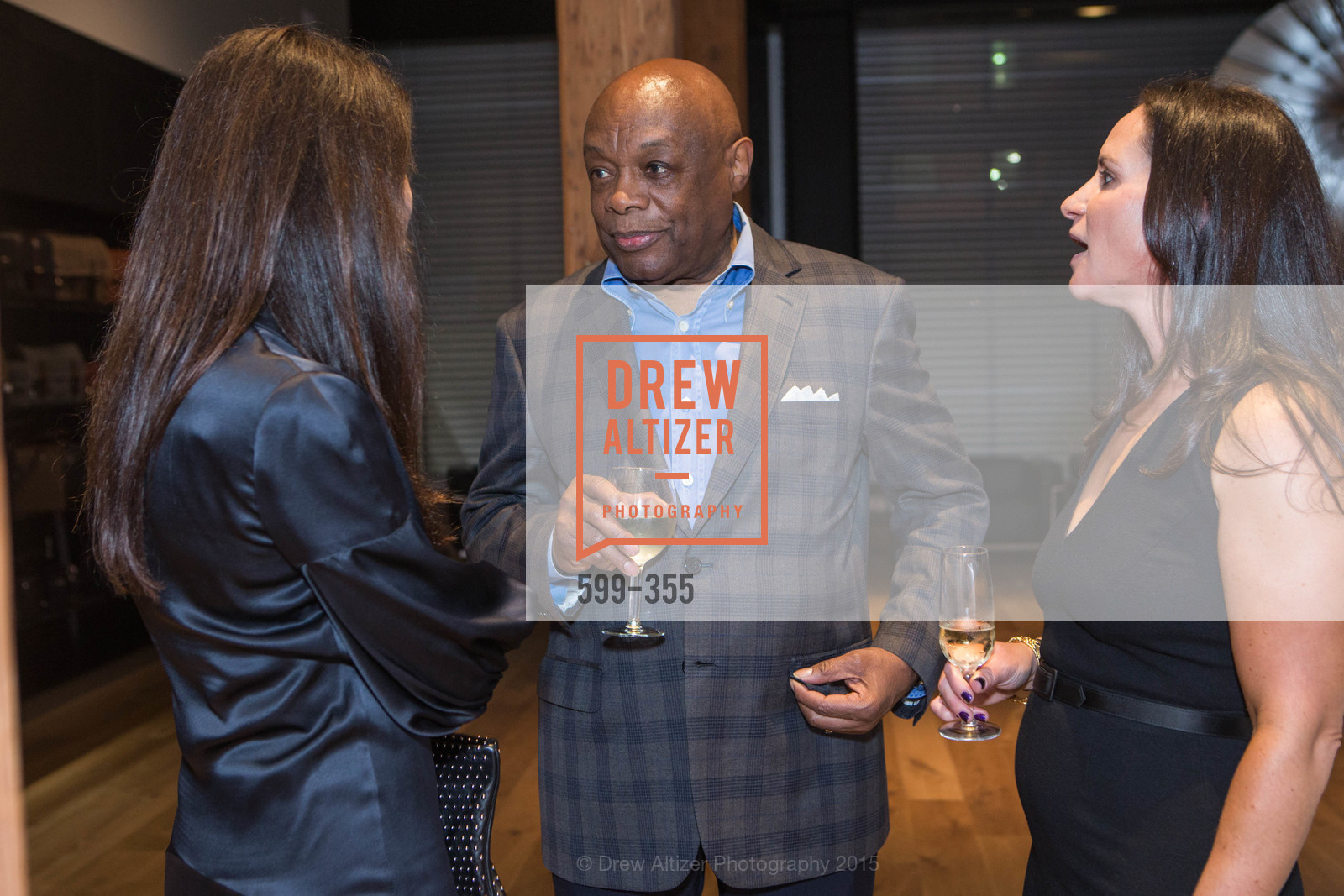 Candace Cavanaugh, Willie Brown, Courtney Dallaire, SFMOMA Contemporary Vision Award Launch Party, Leica. 463 Bush St, October 8th, 2015,Drew Altizer, Drew Altizer Photography, full-service event agency, private events, San Francisco photographer, photographer California