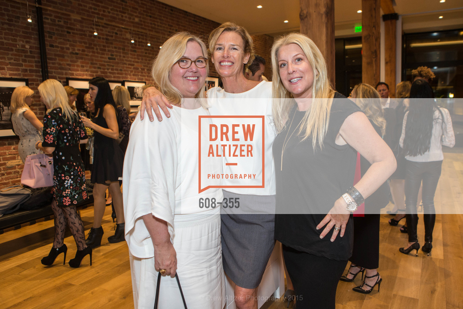 Heidi Gereheidi, Brooke McClure, SFMOMA Contemporary Vision Award Launch Party, Leica. 463 Bush St, October 8th, 2015,Drew Altizer, Drew Altizer Photography, full-service agency, private events, San Francisco photographer, photographer california