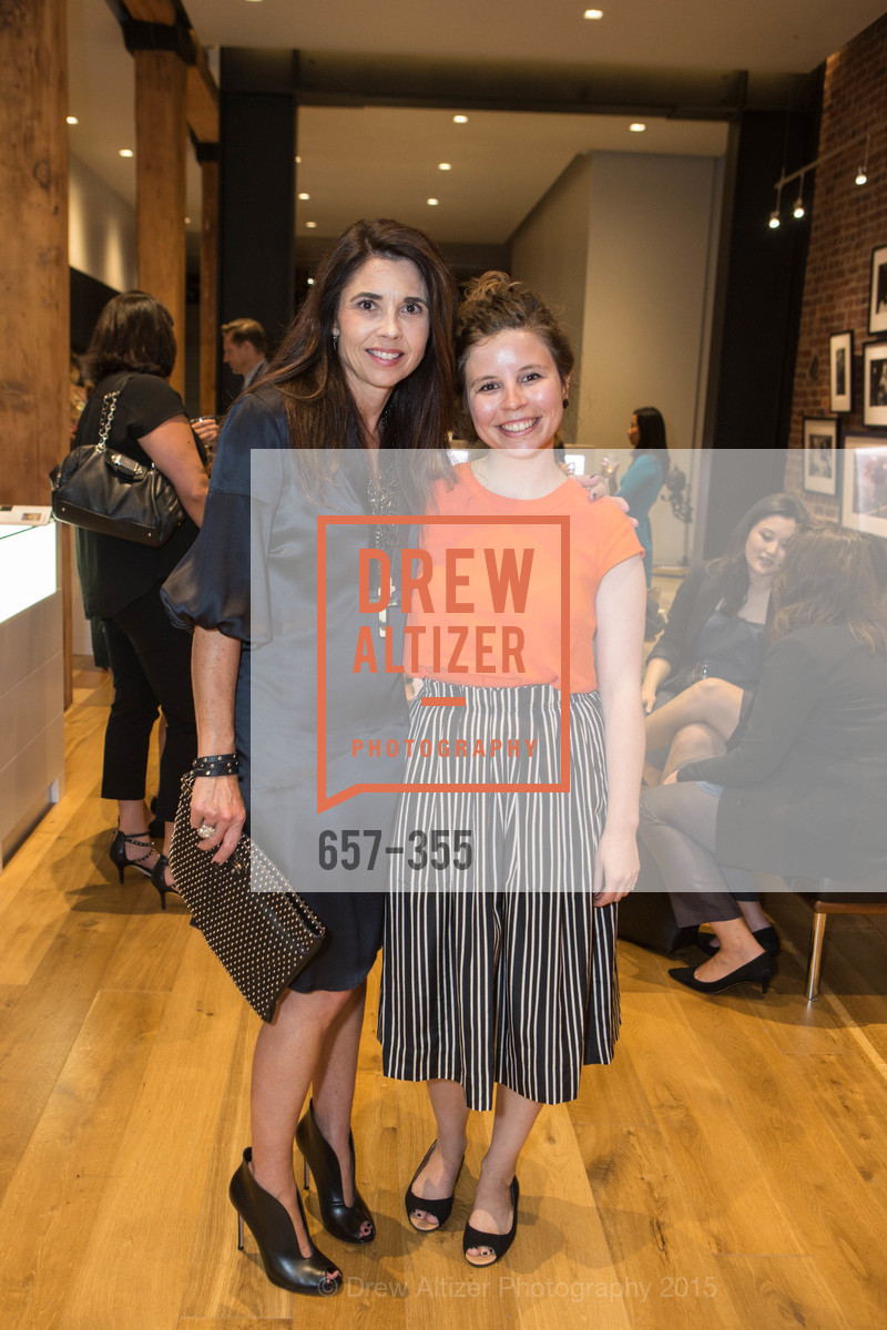 Candace Cavanaugh, Jenong Ideros, SFMOMA Contemporary Vision Award Launch Party, Leica. 463 Bush St, October 8th, 2015,Drew Altizer, Drew Altizer Photography, full-service agency, private events, San Francisco photographer, photographer california