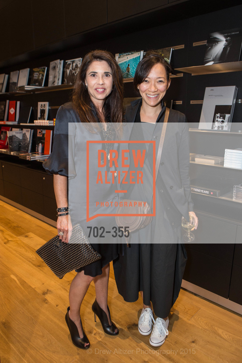 Courtney Cavanaugh, Christina Woo, SFMOMA Contemporary Vision Award Launch Party, Leica. 463 Bush St, October 8th, 2015,Drew Altizer, Drew Altizer Photography, full-service agency, private events, San Francisco photographer, photographer california