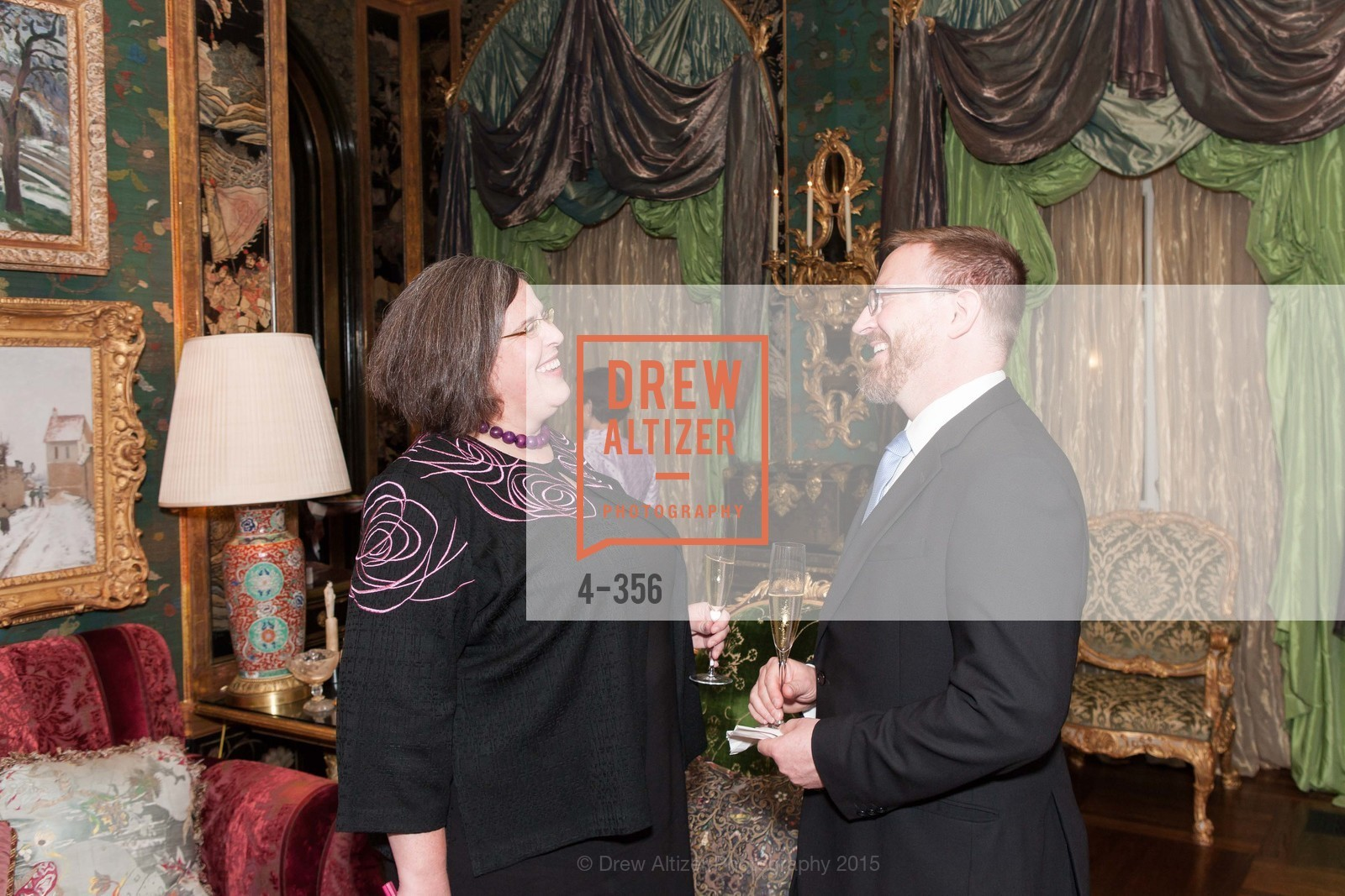 Lisa Seischab, Bill Ginchereau, Getty Hosts the New Century Chamber Orchestra, Private Residence, October 8th, 2015,Drew Altizer, Drew Altizer Photography, full-service agency, private events, San Francisco photographer, photographer california