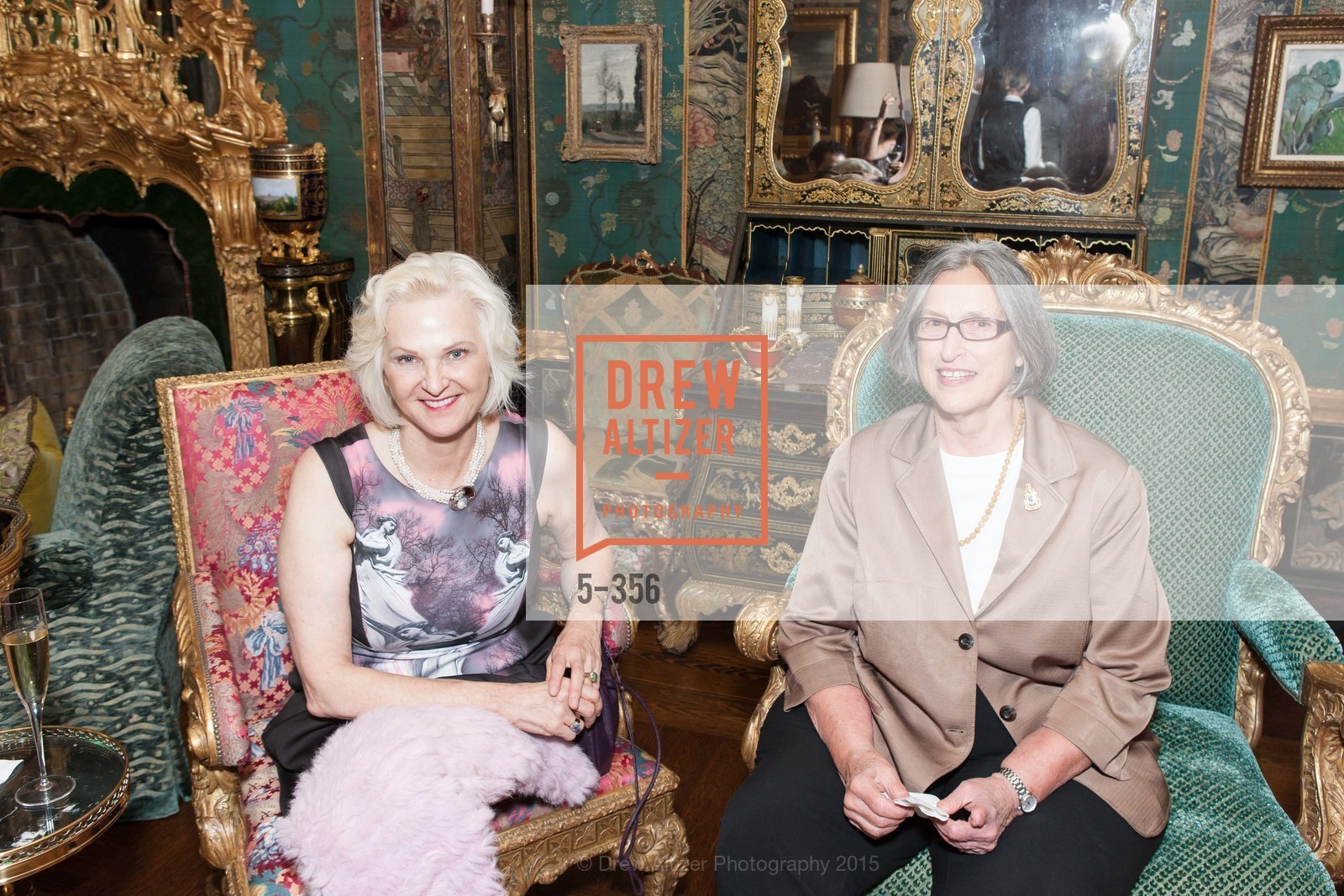 Janet Dobrovolny, Peggy Kavounas, Getty Hosts the New Century Chamber Orchestra, Private Residence, October 8th, 2015,Drew Altizer, Drew Altizer Photography, full-service agency, private events, San Francisco photographer, photographer california