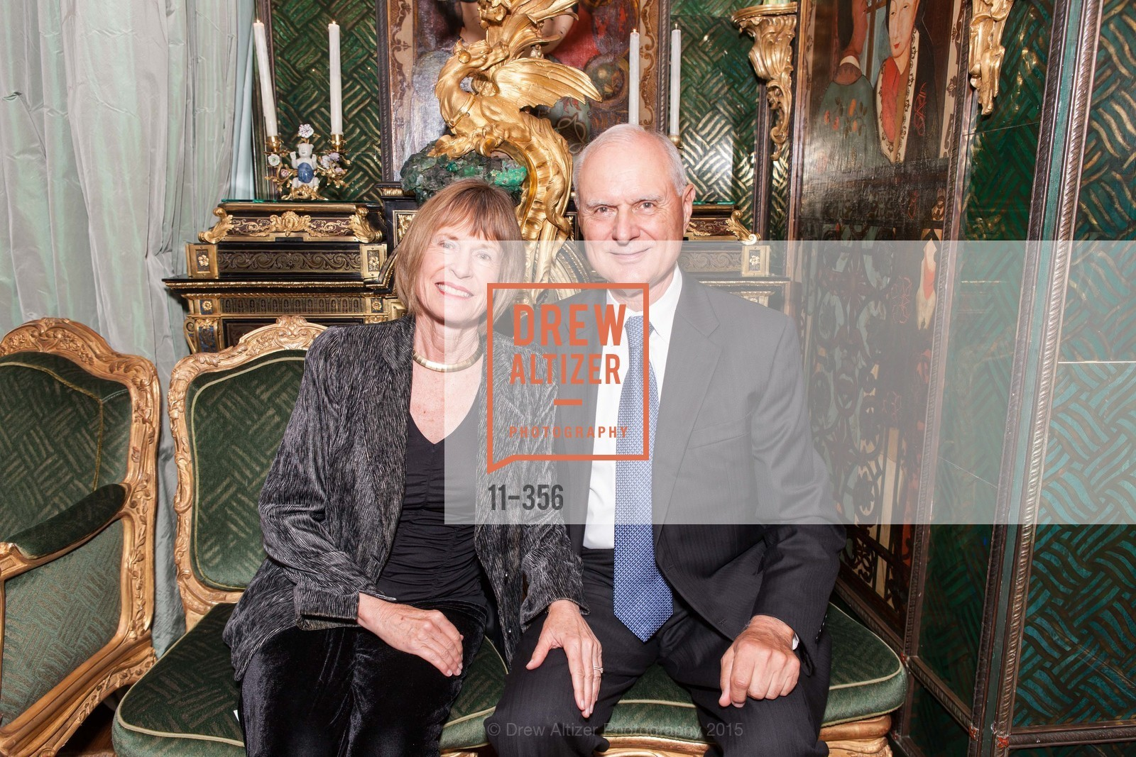 Marilyn Lonergan, Richard Lonergan, Getty Hosts the New Century Chamber Orchestra, Private Residence, October 8th, 2015,Drew Altizer, Drew Altizer Photography, full-service agency, private events, San Francisco photographer, photographer california