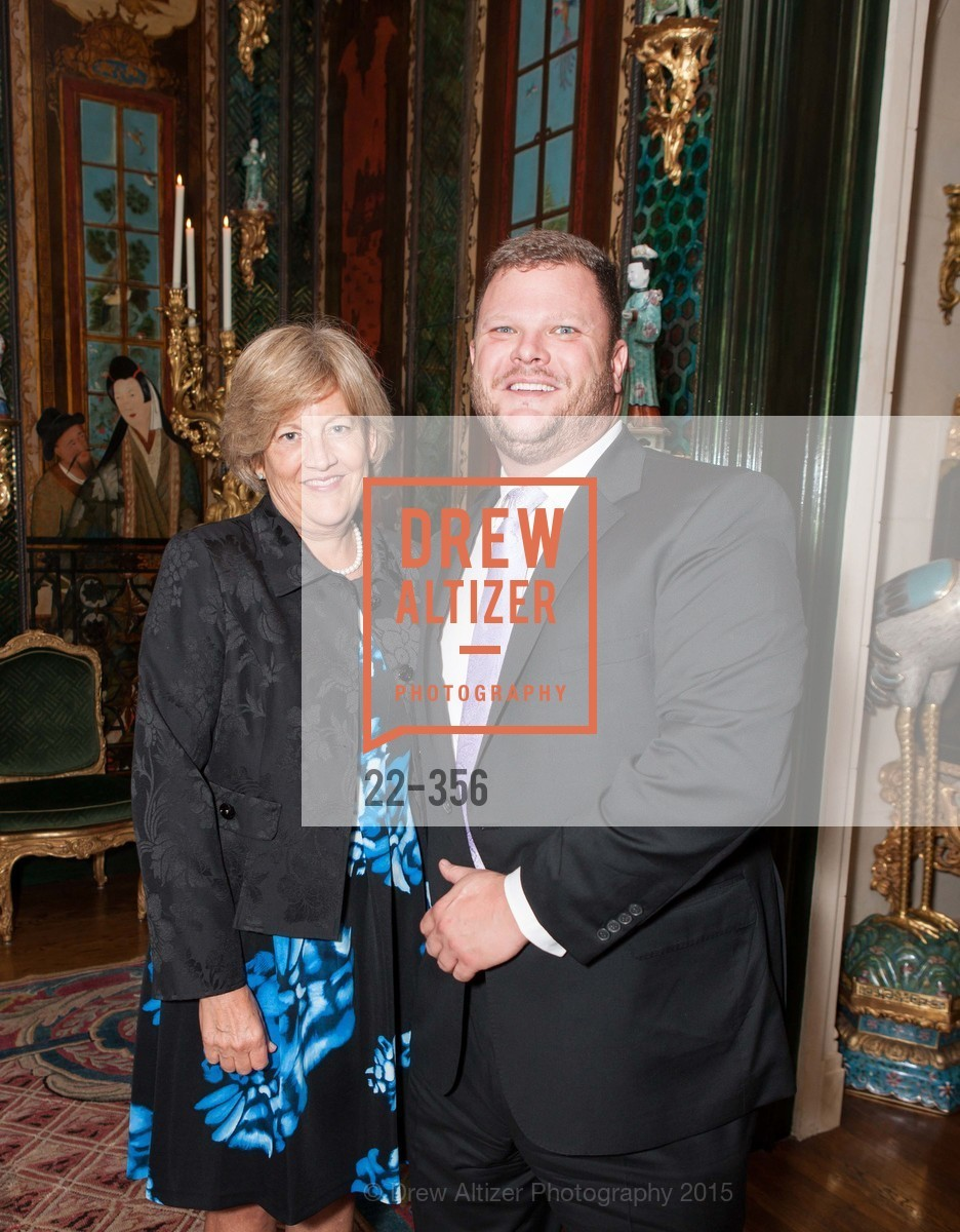 Carolyn Spitz, Edward Doner, Getty Hosts the New Century Chamber Orchestra, Private Residence, October 8th, 2015,Drew Altizer, Drew Altizer Photography, full-service agency, private events, San Francisco photographer, photographer california