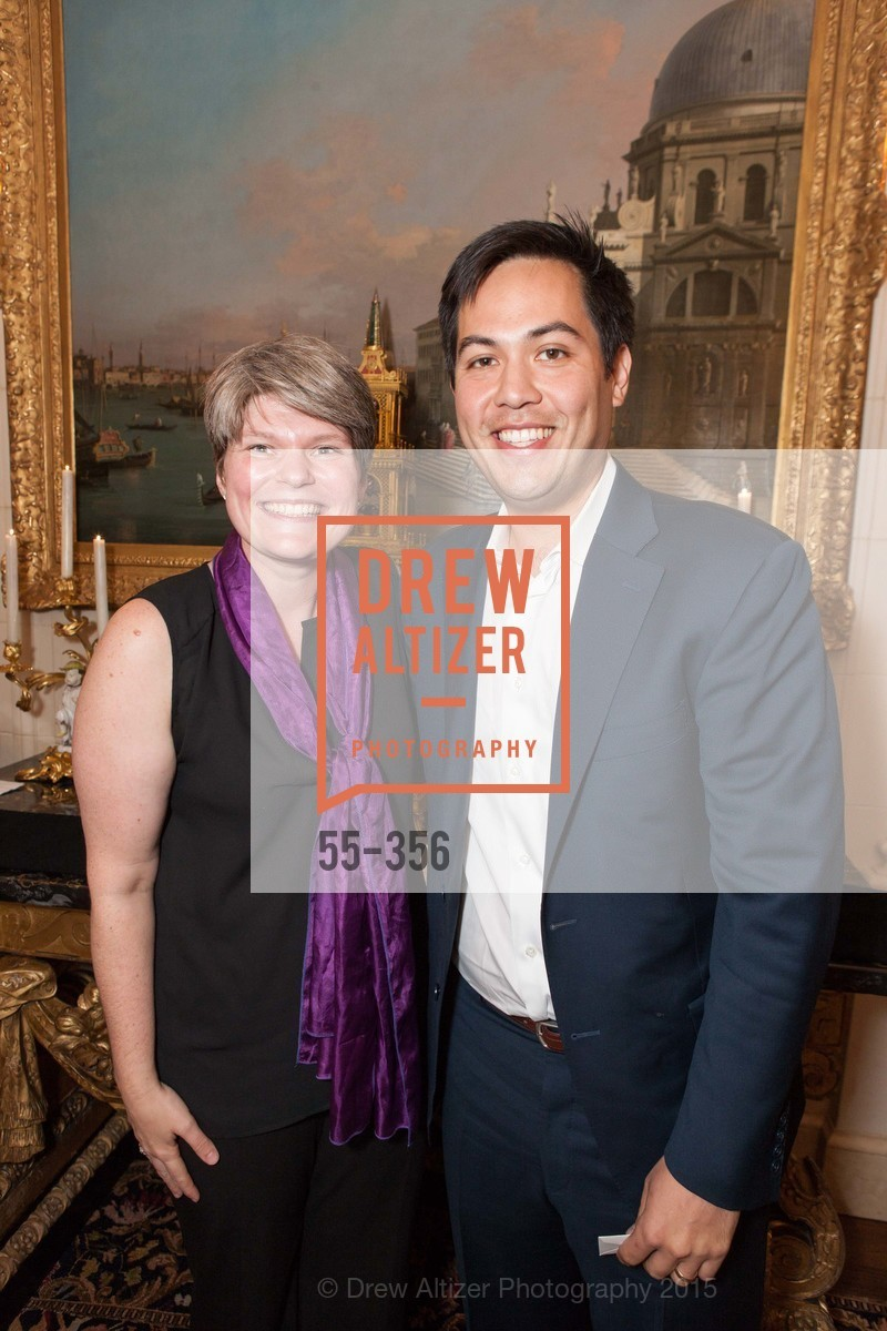 Rebekah Harkins, David Katz, Getty Hosts the New Century Chamber Orchestra, Private Residence, October 8th, 2015,Drew Altizer, Drew Altizer Photography, full-service agency, private events, San Francisco photographer, photographer california