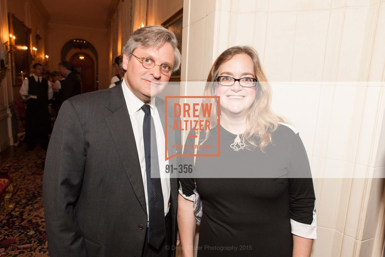 Parker Monroe, Elizabeth Brooks, Getty Hosts the New Century Chamber Orchestra, Private Residence, October 8th, 2015,Drew Altizer, Drew Altizer Photography, full-service agency, private events, San Francisco photographer, photographer california