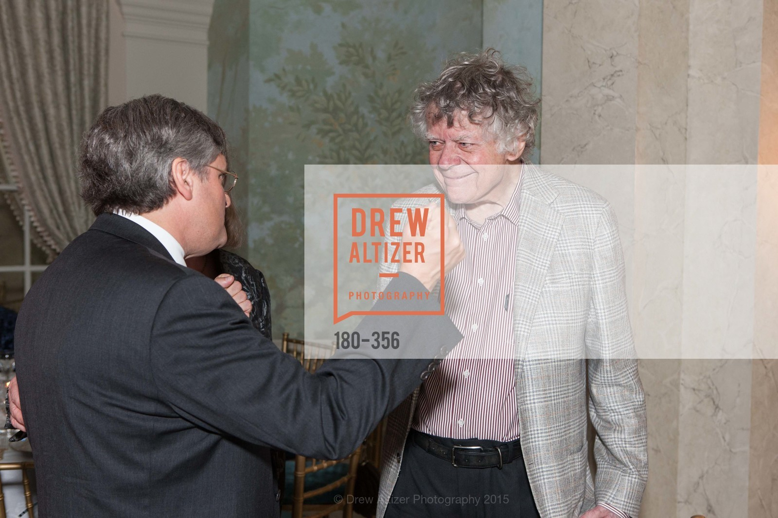 Gordon Getty, Getty Hosts the New Century Chamber Orchestra, Private Residence, October 8th, 2015,Drew Altizer, Drew Altizer Photography, full-service agency, private events, San Francisco photographer, photographer california