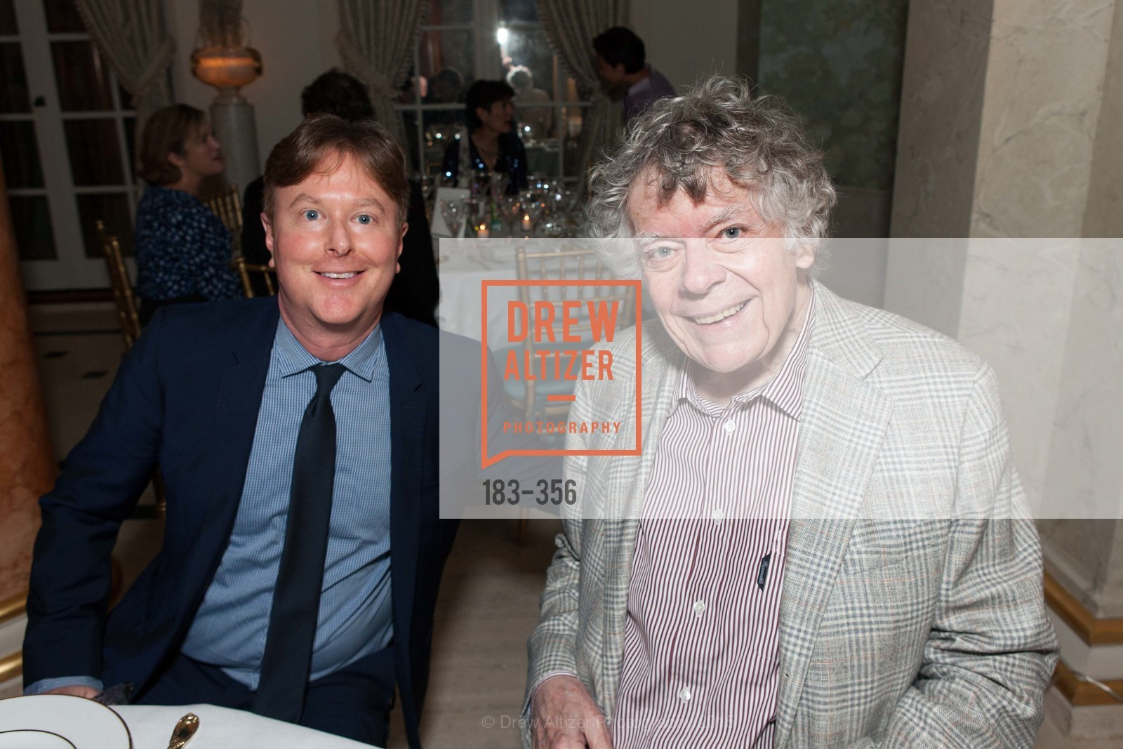 Philip Wilder, Gordon Getty, Getty Hosts the New Century Chamber Orchestra, Private Residence, October 8th, 2015,Drew Altizer, Drew Altizer Photography, full-service event agency, private events, San Francisco photographer, photographer California