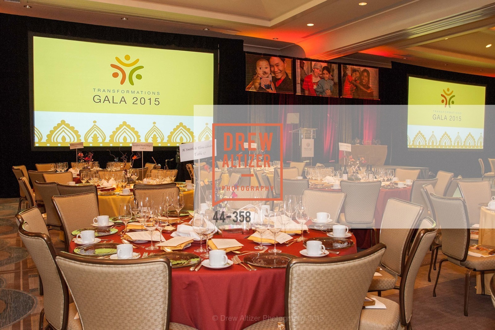 Atmosphere, ReSurge International Gala, Four Seasons San Francisco, October 10th, 2015,Drew Altizer, Drew Altizer Photography, full-service agency, private events, San Francisco photographer, photographer california