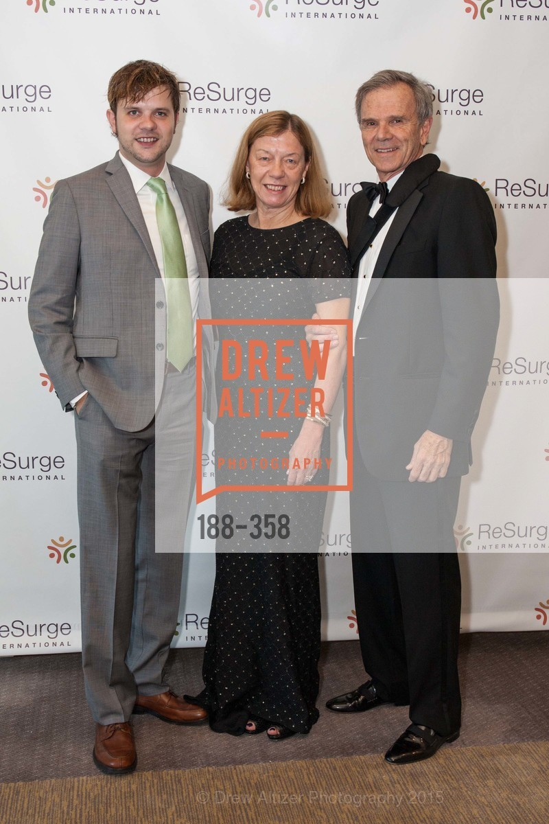 Erik Dorey, Terry Wright, Fred Dorey, ReSurge International Gala, Four Seasons San Francisco, October 10th, 2015,Drew Altizer, Drew Altizer Photography, full-service event agency, private events, San Francisco photographer, photographer California