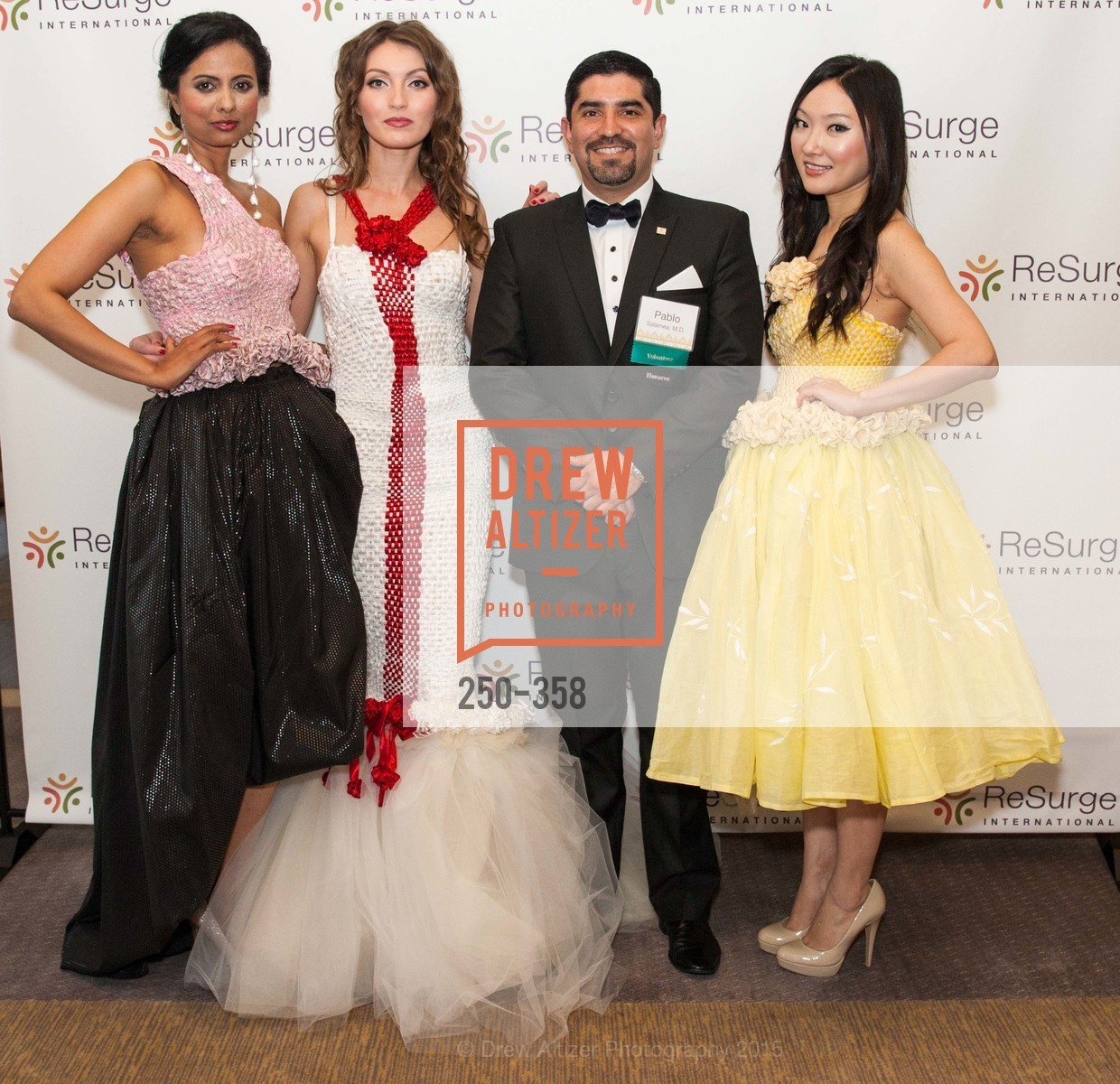 Pablo Salamea, ReSurge International Gala, Four Seasons San Francisco, October 10th, 2015,Drew Altizer, Drew Altizer Photography, full-service agency, private events, San Francisco photographer, photographer california