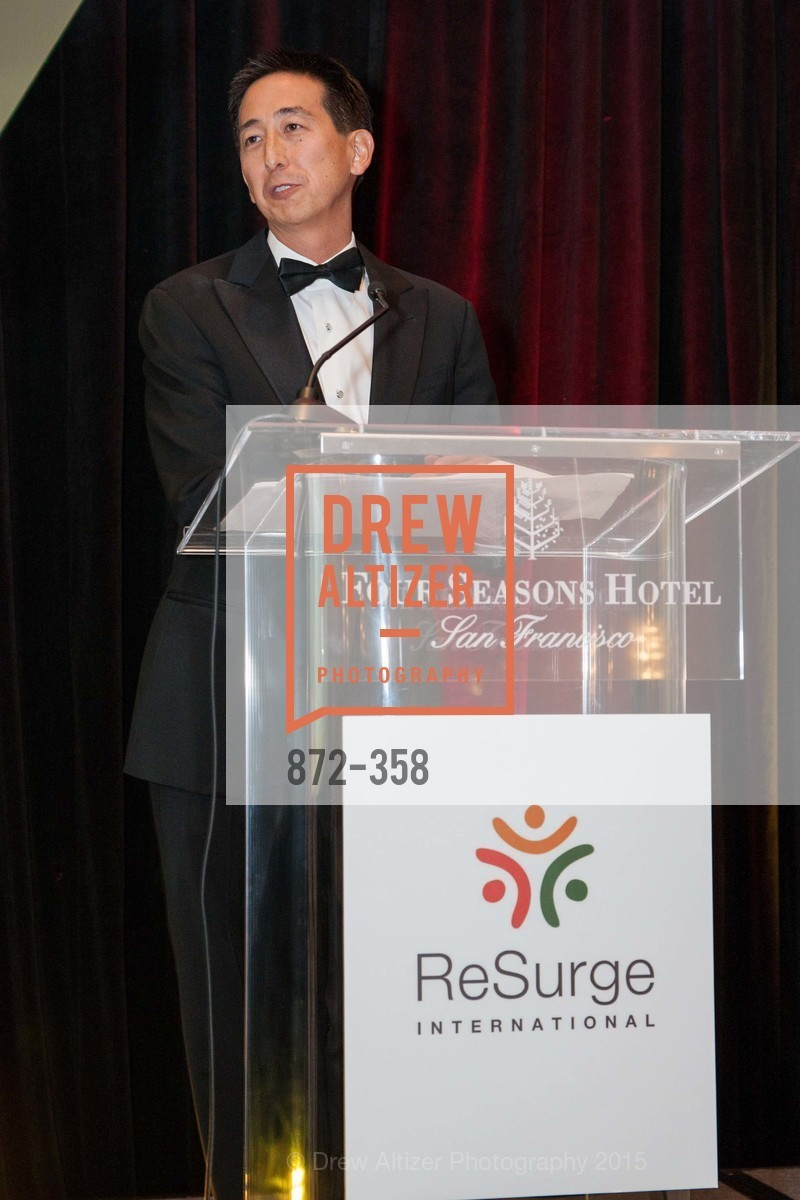 James Chang, ReSurge International Gala, Four Seasons San Francisco, October 10th, 2015,Drew Altizer, Drew Altizer Photography, full-service agency, private events, San Francisco photographer, photographer california