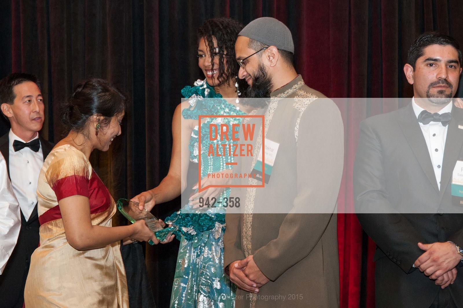 Farzana Ibrahim, Iftekhar Mannan, ReSurge International Gala, Four Seasons San Francisco, October 10th, 2015,Drew Altizer, Drew Altizer Photography, full-service agency, private events, San Francisco photographer, photographer california