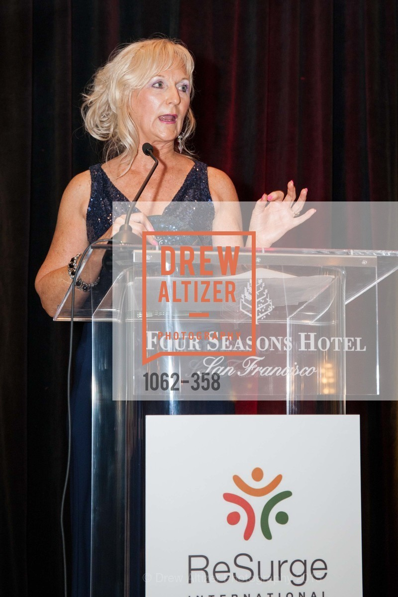 Susan Hayes, ReSurge International Gala, Four Seasons San Francisco, October 10th, 2015,Drew Altizer, Drew Altizer Photography, full-service agency, private events, San Francisco photographer, photographer california