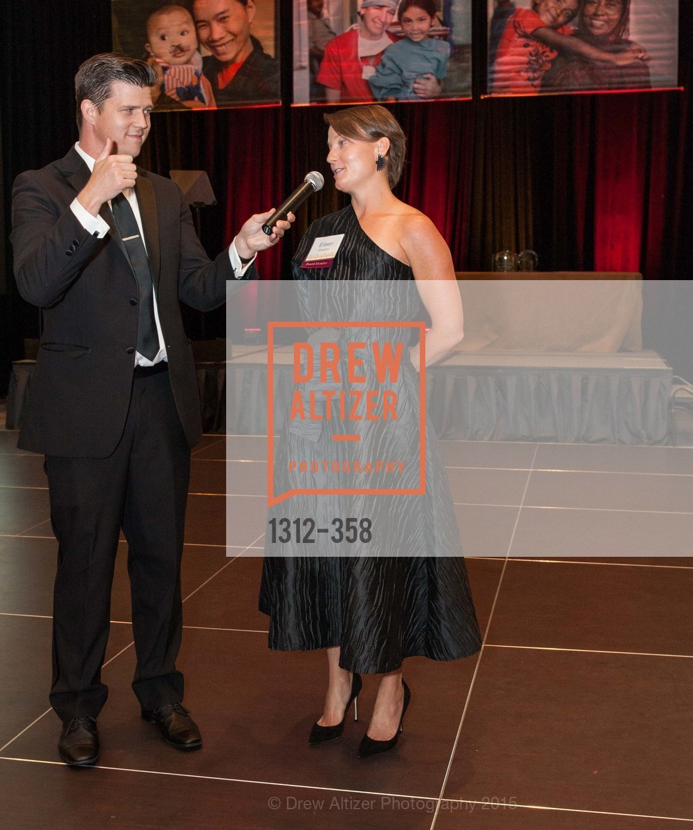 Zack Krone, Eileen Sheldon, ReSurge International Gala, Four Seasons San Francisco, October 10th, 2015,Drew Altizer, Drew Altizer Photography, full-service agency, private events, San Francisco photographer, photographer california