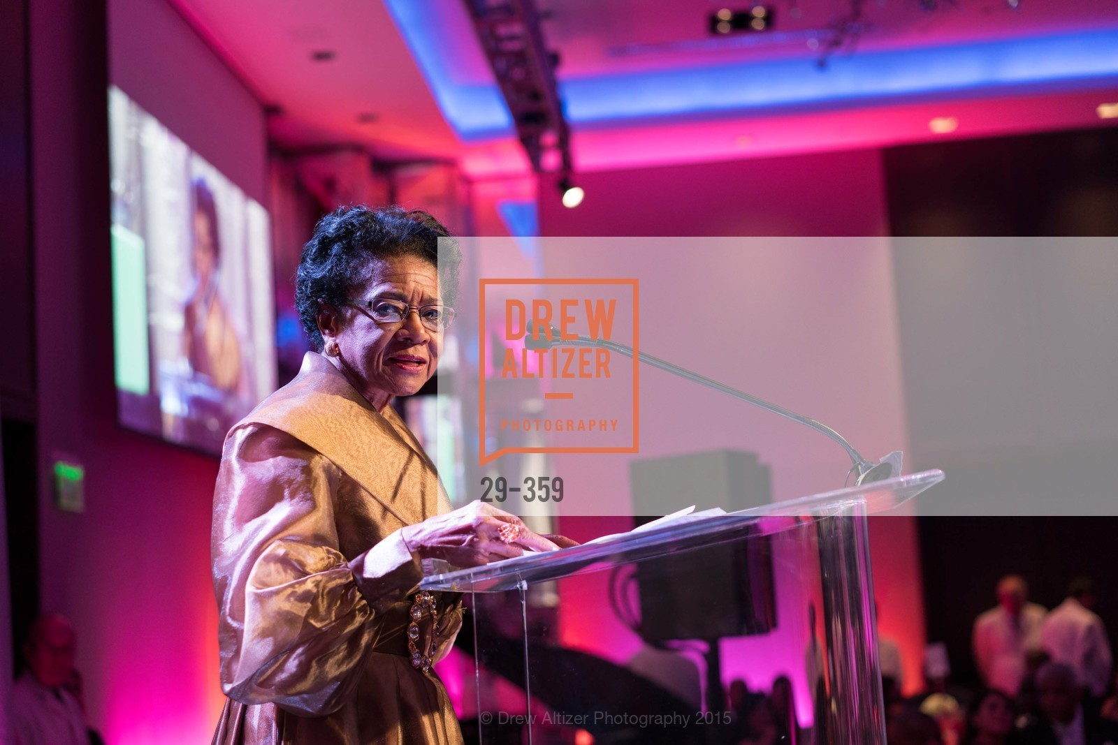 Belva Davis, 2015 MoAD Gala: Finding the I in Diaspora, MoAD Museum & The St. Regis, October 10th, 2015,Drew Altizer, Drew Altizer Photography, full-service agency, private events, San Francisco photographer, photographer california