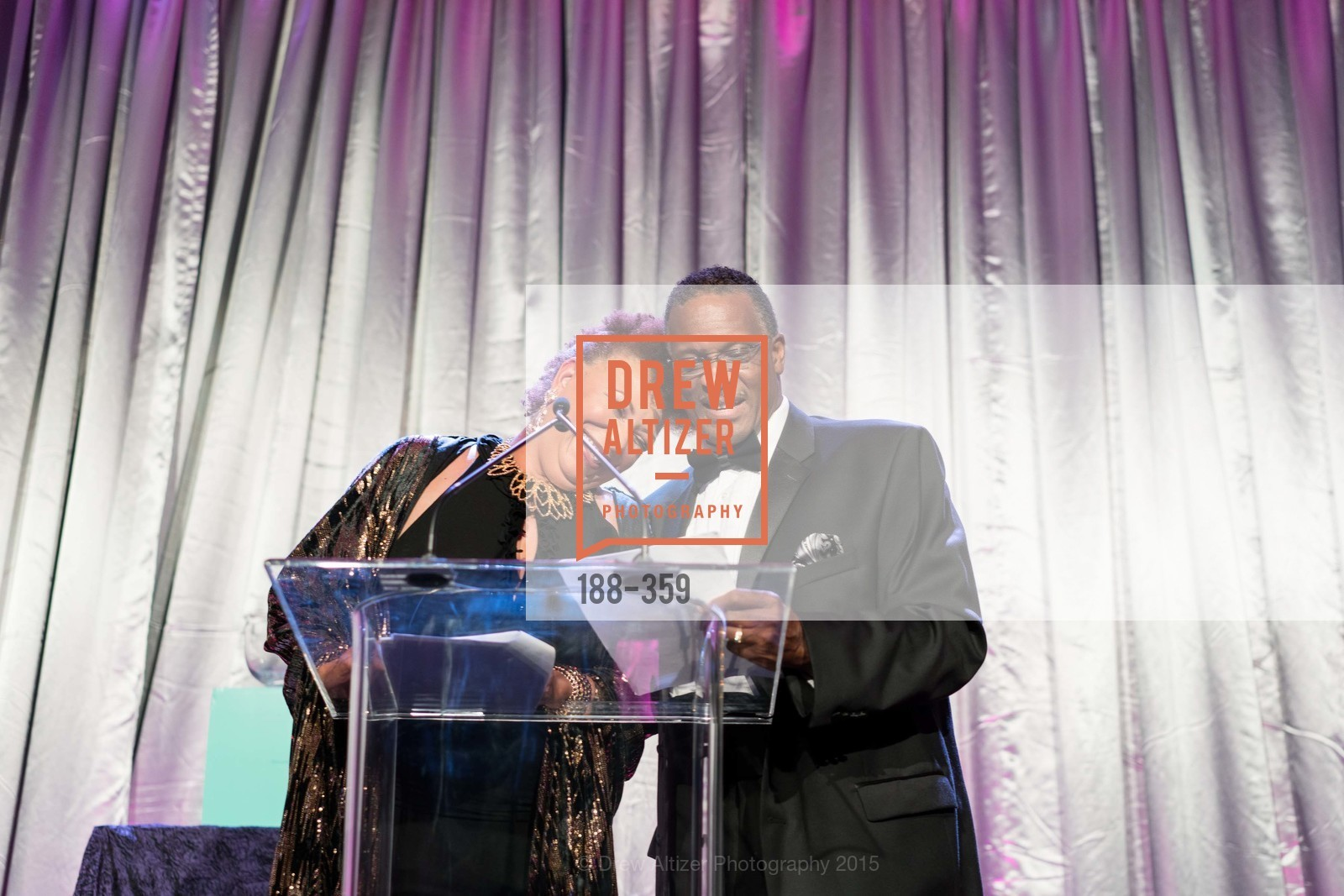 J. Rosalynn Smith-Clark, Dave Clark, 2015 MoAD Gala: Finding the I in Diaspora, MoAD Museum & The St. Regis, October 10th, 2015