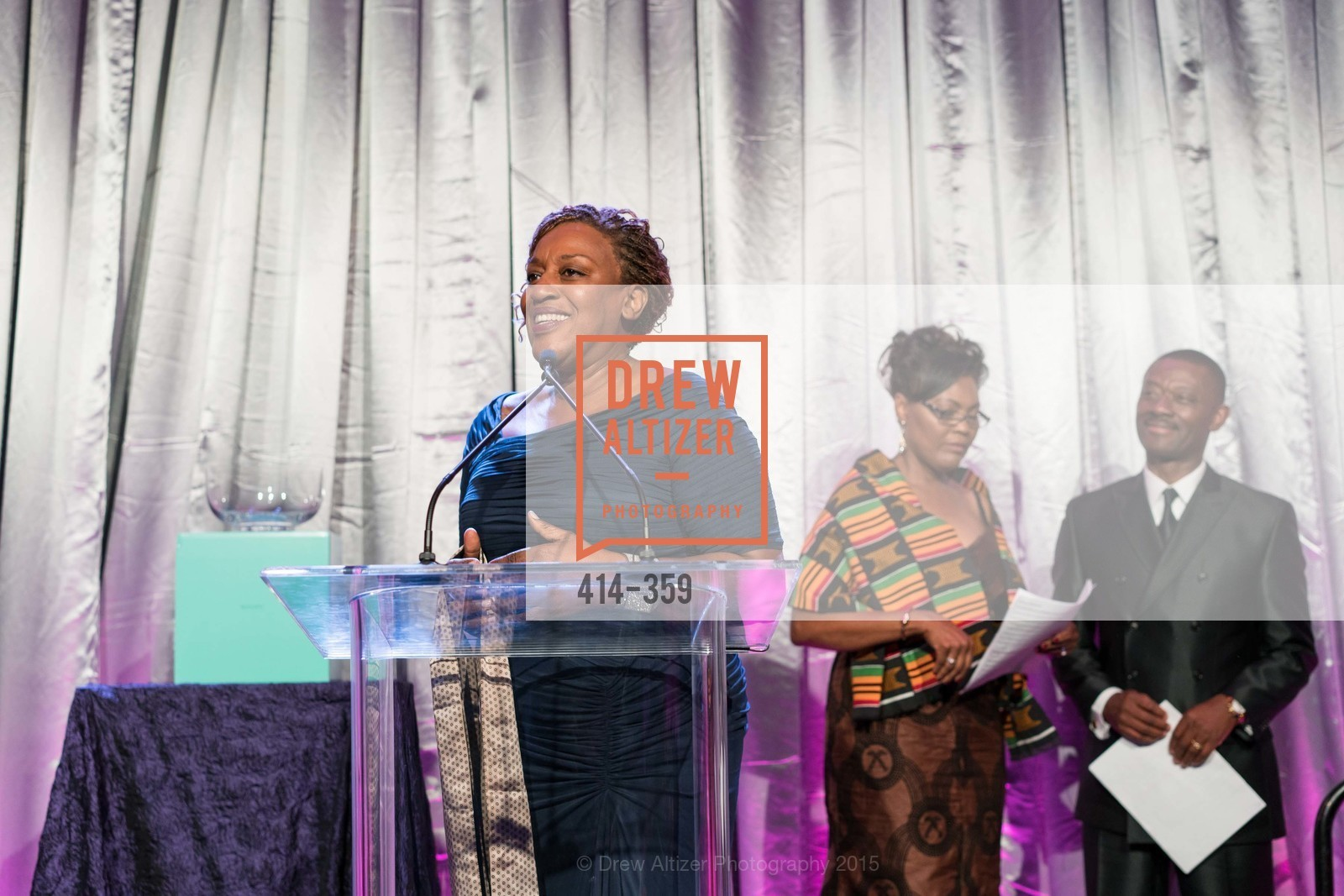 CCH Pounder, Gladys Moore, Kofi Bonner, 2015 MoAD Gala: Finding the I in Diaspora, MoAD Museum & The St. Regis, October 10th, 2015,Drew Altizer, Drew Altizer Photography, full-service agency, private events, San Francisco photographer, photographer california