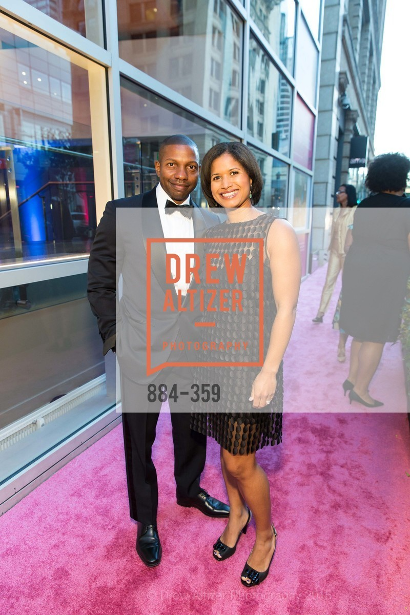 Eric Howard, Melissa Howard, 2015 MoAD Gala: Finding the I in Diaspora, MoAD Museum & The St. Regis, October 10th, 2015,Drew Altizer, Drew Altizer Photography, full-service agency, private events, San Francisco photographer, photographer california