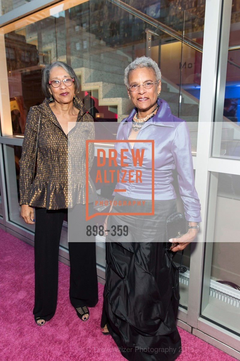 Lalita Tademy, Carolyn Hobbs, 2015 MoAD Gala: Finding the I in Diaspora, MoAD Museum & The St. Regis, October 10th, 2015