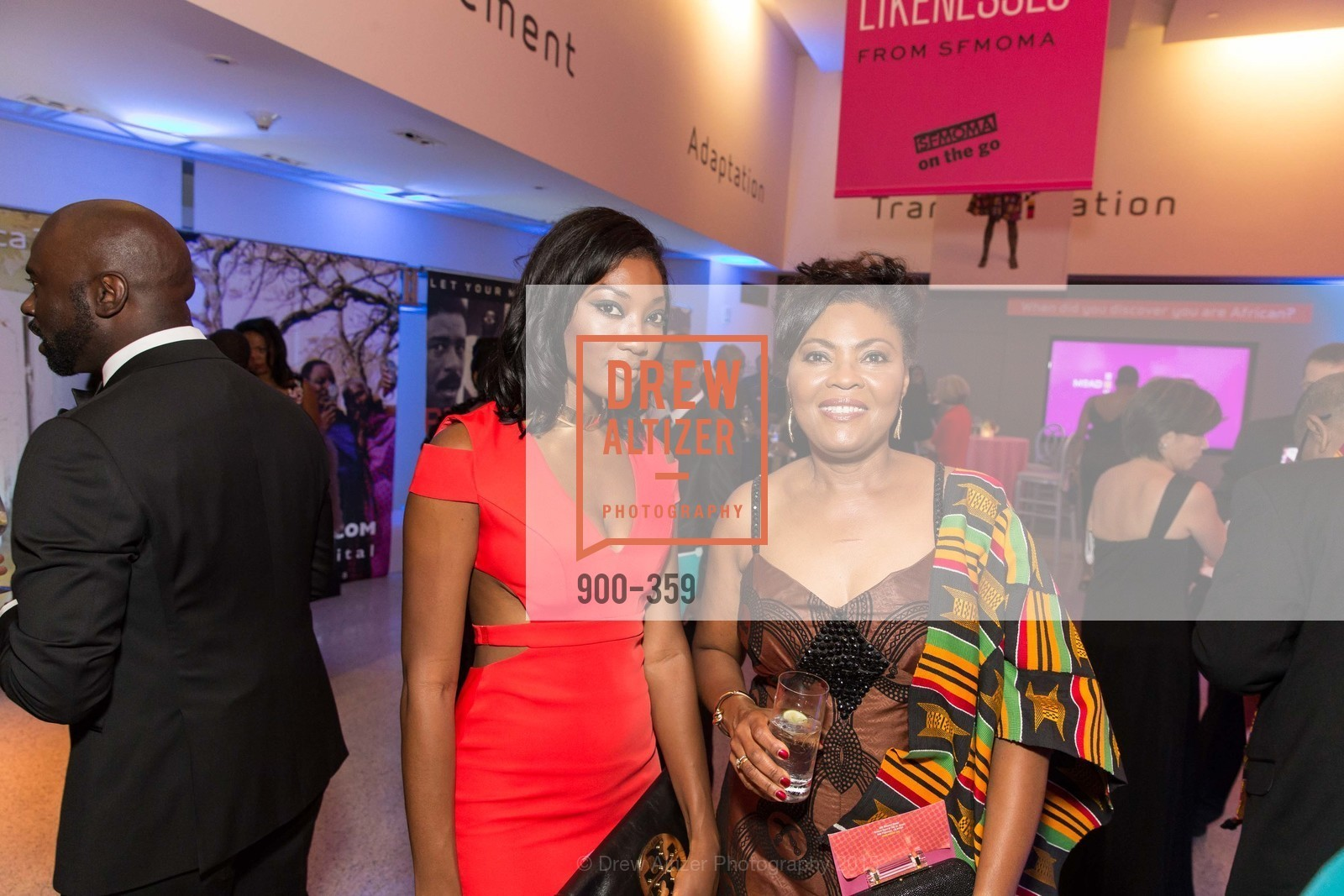 Noelle Bonner, Gladys Moore, 2015 MoAD Gala: Finding the I in Diaspora, MoAD Museum & The St. Regis, October 10th, 2015,Drew Altizer, Drew Altizer Photography, full-service event agency, private events, San Francisco photographer, photographer California