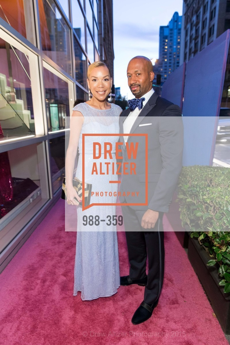 Julia Mathis, Jimi Harris, 2015 MoAD Gala: Finding the I in Diaspora, MoAD Museum & The St. Regis, October 10th, 2015,Drew Altizer, Drew Altizer Photography, full-service event agency, private events, San Francisco photographer, photographer California