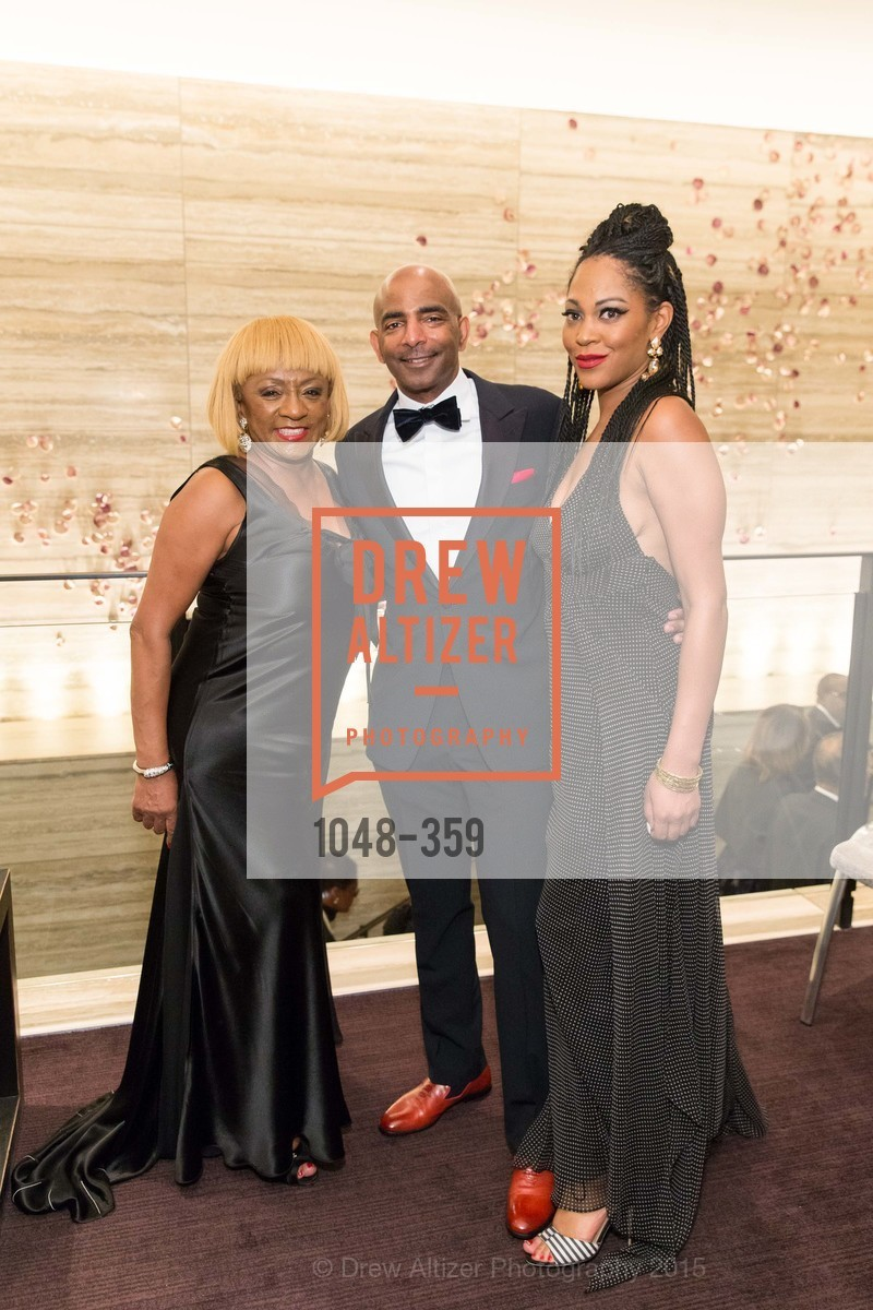 Brenda Wright, Steve Bowdry, Amanda Wright, 2015 MoAD Gala: Finding the I in Diaspora, MoAD Museum & The St. Regis, October 10th, 2015,Drew Altizer, Drew Altizer Photography, full-service agency, private events, San Francisco photographer, photographer california