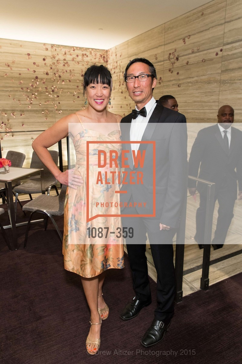Debra Leow, Eric Mar, 2015 MoAD Gala: Finding the I in Diaspora, MoAD Museum & The St. Regis, October 10th, 2015,Drew Altizer, Drew Altizer Photography, full-service agency, private events, San Francisco photographer, photographer california