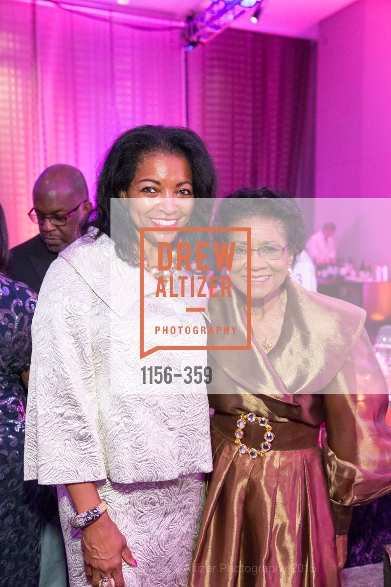 Denise Bradley Tyson, Belva Davis, 2015 MoAD Gala: Finding the I in Diaspora, MoAD Museum & The St. Regis, October 10th, 2015,Drew Altizer, Drew Altizer Photography, full-service agency, private events, San Francisco photographer, photographer california